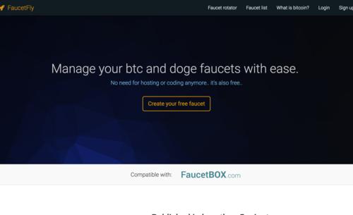 Creare Faucet Bitcoin – Guida completa su Faucetfly