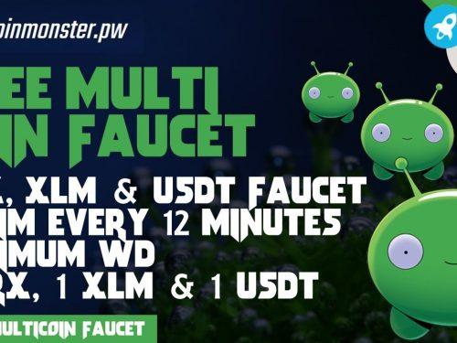 Coinmonster.pw Multi faucet [TRUFFA]