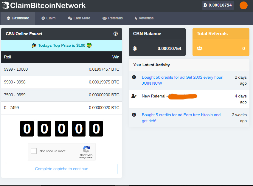 How to increase your referrals with Claim Bitcoin Network
