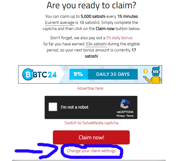 news and tips for Bonus bitcoin