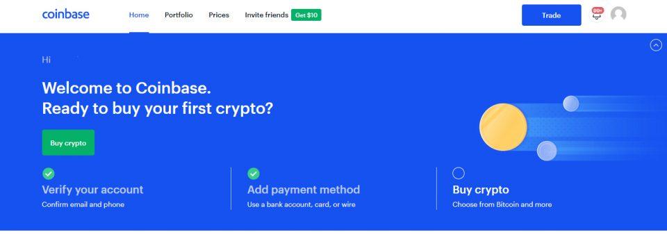 Comprare e vendere bitcoin - immagine iniziale